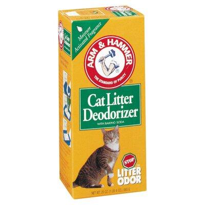Cat Litter Deodorizer (set Of 12) Arm & Hammer