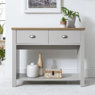Lunado Console Table By Brambly Cottage