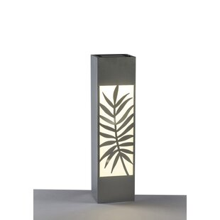 Dahlstrom 57.5cm Solar Powered Integrated LED Outdoor Floor Lamp By Bay Isle Home