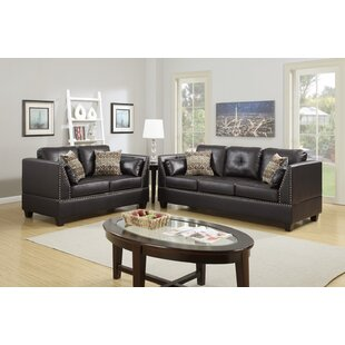 Affordable Price Scheuerman 2 Piece Living Room Set by Red Barrel Studio Reviews (2019) & Buyer's Guide