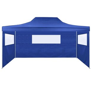 Rocklake 4.5m X 3m Steel Pop-Up Party Tent By Sol 72 Outdoor