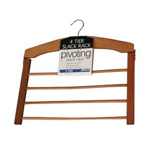 Read Reviews Closet Accessories Pivot Slack Hanger ByRichards Homewares