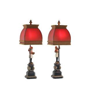 Kamm Monkey 33 Table Lamp