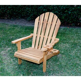 Mercedes Teak Adirondack Chair