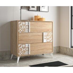 Tillie 3 Drawer Dresser