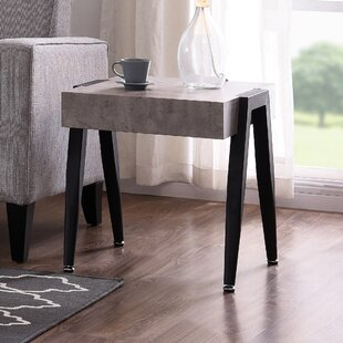 Cevallos End Table by Ivy Bronx
