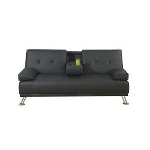 Lykins Adjustable Convertible Sofa by Lat..