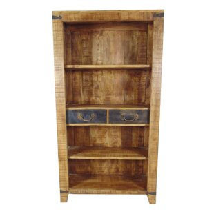 Theodore Standard Bookcase Millwood Pines