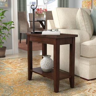 Stonington End Table Three Posts