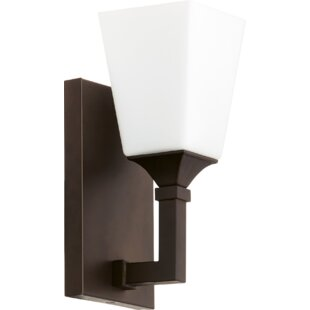 Moretti 1-Light Armed Sconce b..