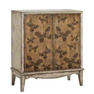 Bounaga 2 Door Accent Cabinet By Bungalow Rose