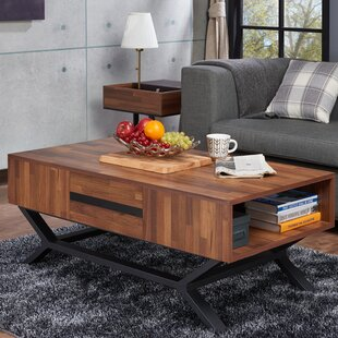 Comparison Barr Coffee Table by Brayden Studio Reviews (2019) & Buyer's Guide