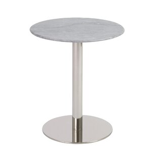 Balke Contemporary End Table by Orren Ellis