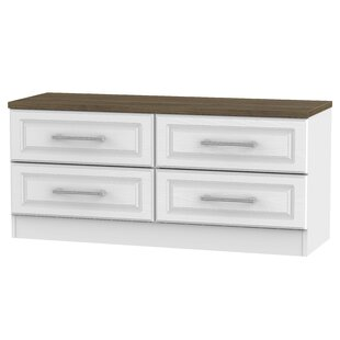 St. George 4 Drawer Chest By Beachcrest Home