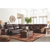 Suri Reclining Configurable Living Room Set by Red Barrel Studio®