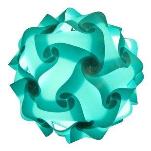 30 Element Globe Pendant by Kaleido Lamps