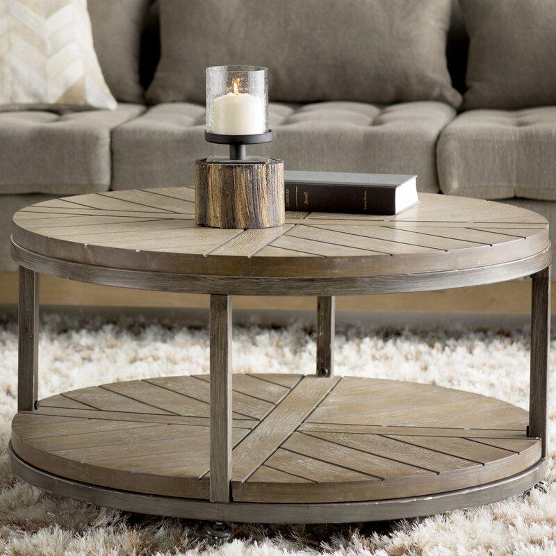 Furniture Coffee Tables trent austin design drossett coffee table & reviews | wayfair