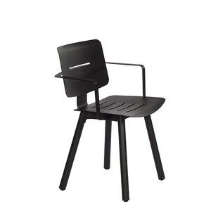 Coco Aluminum Patio Dining Chair by OASIQ Design