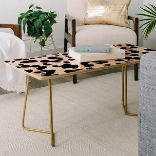 Amy Sia Animal Spot Coffee Table by East Urban Home SKU:CA721902 Shop