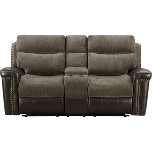 Deniece Reclining Loveseat Red Barrel Studio