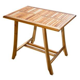 Indoor Teak Dining Table | Wayfair