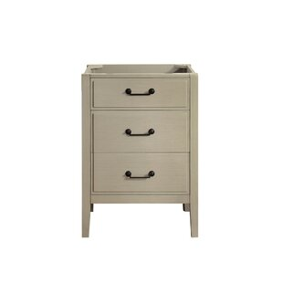 Tharp 24 Single Bathroom Vanity Base by August Grove