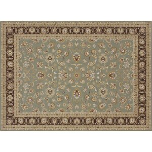 Welbourne Sage/Coffee Area Rug
