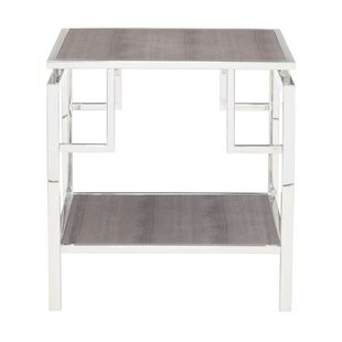 Halton End Table by Bernhardt