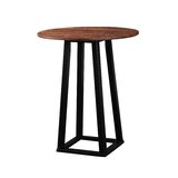 Alison Bar Height Solid Wood Dining Table by AllModern