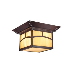 Loon Peak Pompa 2-Light Flush Mount