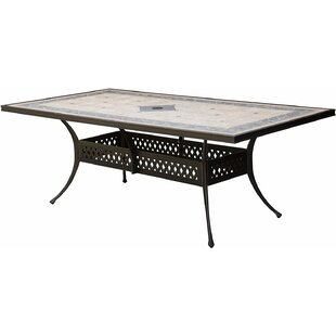 Julianna Contemporary Dining Table DarHome Co