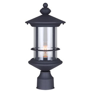 Reviews Wheaton 1-Light Lantern Head By Three Posts