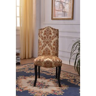 """Etna Solid Wood """"Dining Chair (Set of 2) by Astoria Grand SKU:BE480937 Information"""