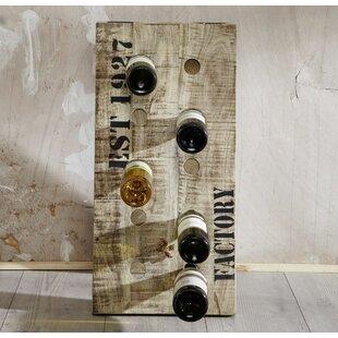 Factory 10 Bottle Wine Rack By Massivmoebel24