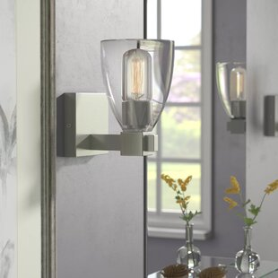 Wincanton 1-Light Bath Sconce by Greyleigh