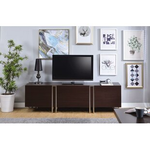 Price Check Cartersville TV Stand for TVs up to 70 by Orren Ellis Reviews (2019) & Buyer's Guide