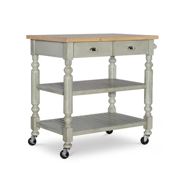 Rosalind Wheeler Maria Kitchen Cart