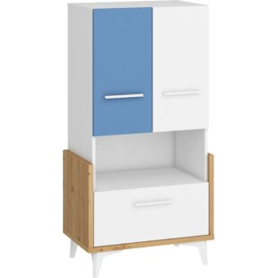 Finnell Bookcase By Mercury Row