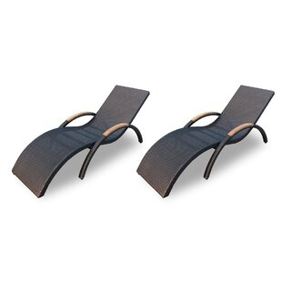 Holbrook Chaise Lounge (Set of 2)