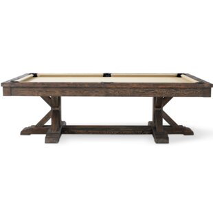 Thomas 8' Slate Pool Table Plank & Hide