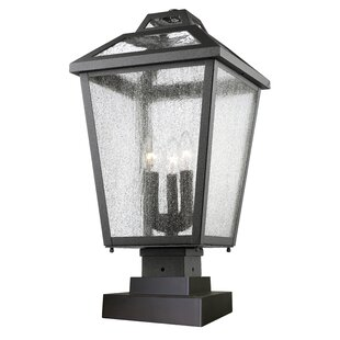 Breakwater Bay Croll 3-Light Pier Mount Light