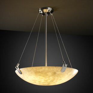 Brayden Studio Genaro 3-Light Bowl Pendant