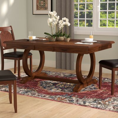 Extendable Narrow Dining Table | Wayfair