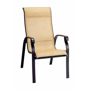 Bella Vista Patio Dining Chair by Charlton Home