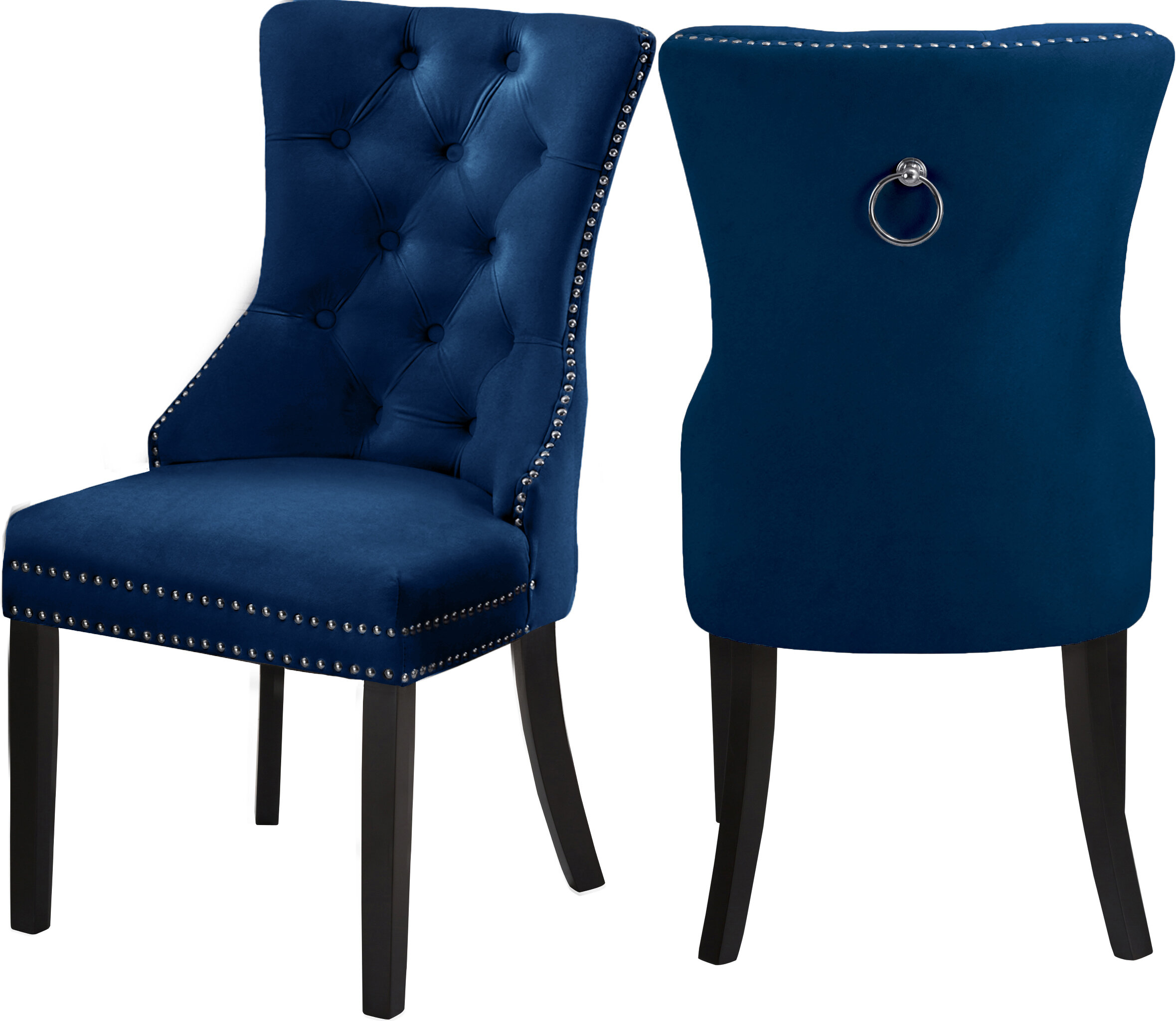 Blue Kitchen Dining Chairs You Ll Love In 2020 Wayfair