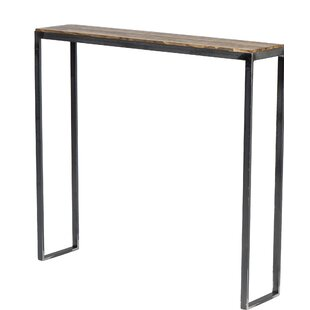 Modern Contemporary 36 Inch Wide Console Table Allmodern