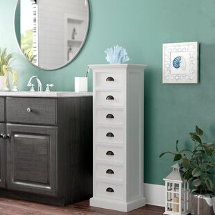 Amityville Storage 7 Drawer Accent Chest