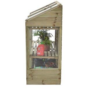 4 Ft. W X 3.2 Ft. D Mini Greenhouse By Bel Étage