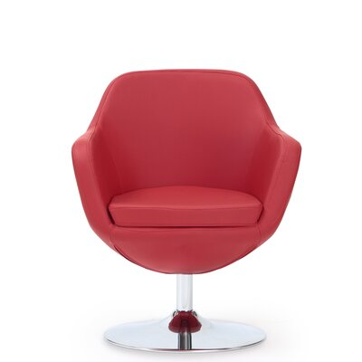 Red Swivel Accent Chairs You Ll Love In 2019 Wayfair