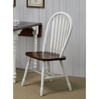 Brilliant Loon Peak Irie Dining Chair Color Antique White Ncnpc Chair Design For Home Ncnpcorg
